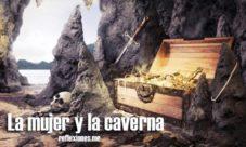 La mujer y la caverna
