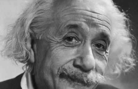 Frases de Albert Einstein de amor