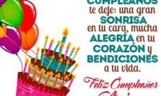 Frases de felicitación de cumpleaños para un amigo