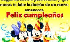 Frases para desear feliz cumpleaños